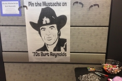 Pin the Mustache